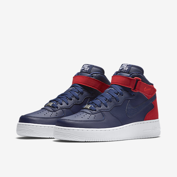 Nike Air Force 1 07 Mid Seasonal Women's Shoe