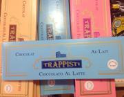 La famose tavolette di cioccolato dei «Trappisti», marchio storico, uscito vincitore dalla causa