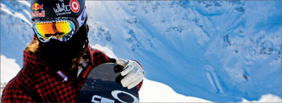 'Red Bull Project X' stars Olympic gold medalist Shaun White.