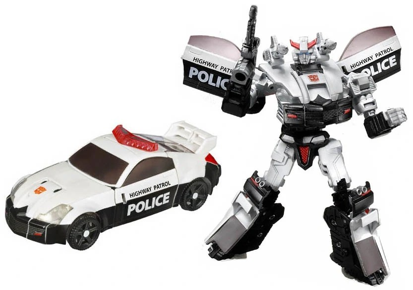 Prowl G1 Teletraan I The Transformers Wiki Age Of