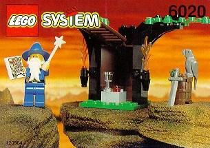 Recenzja: 6020 Magic Shop