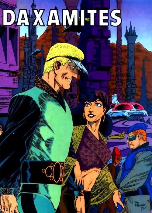 Daxamites DC Comics Database