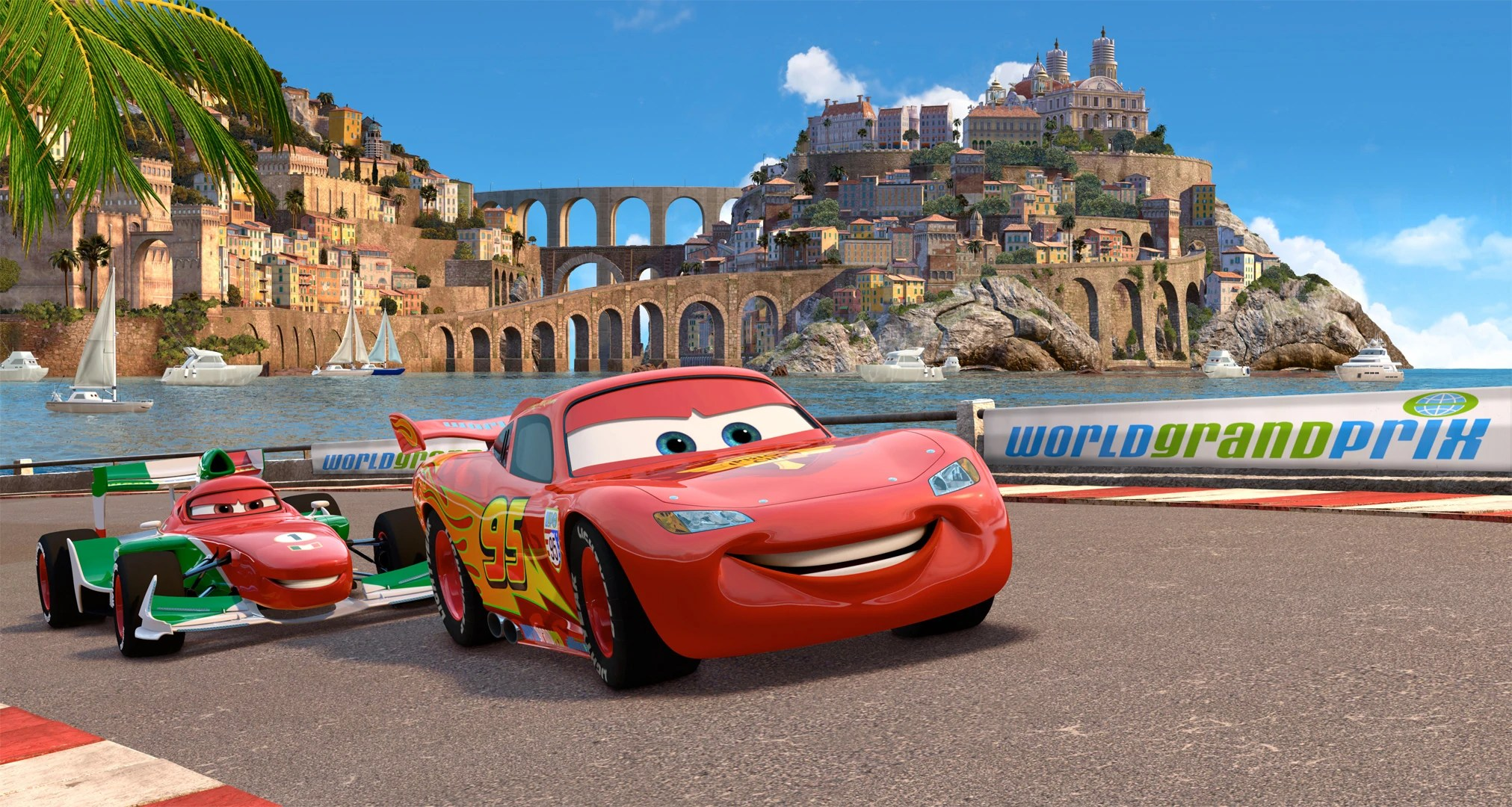 Image result for pixar cars 2 screenshots
