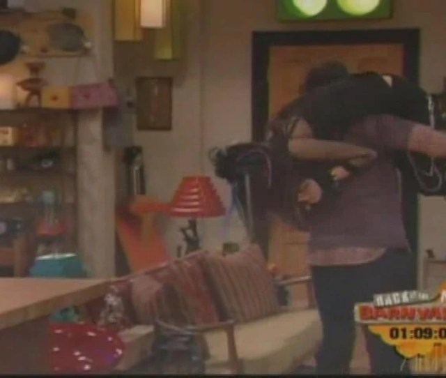 Spencer Has Also Carried Carly Like This