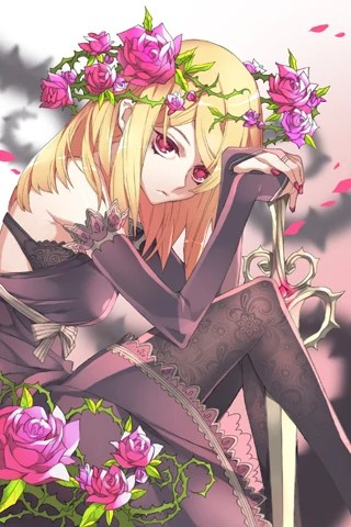 Rose Witch Rosa Sword Girls Wiki