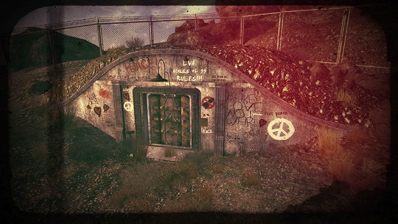 Fallout New Vegas Bos Bunker