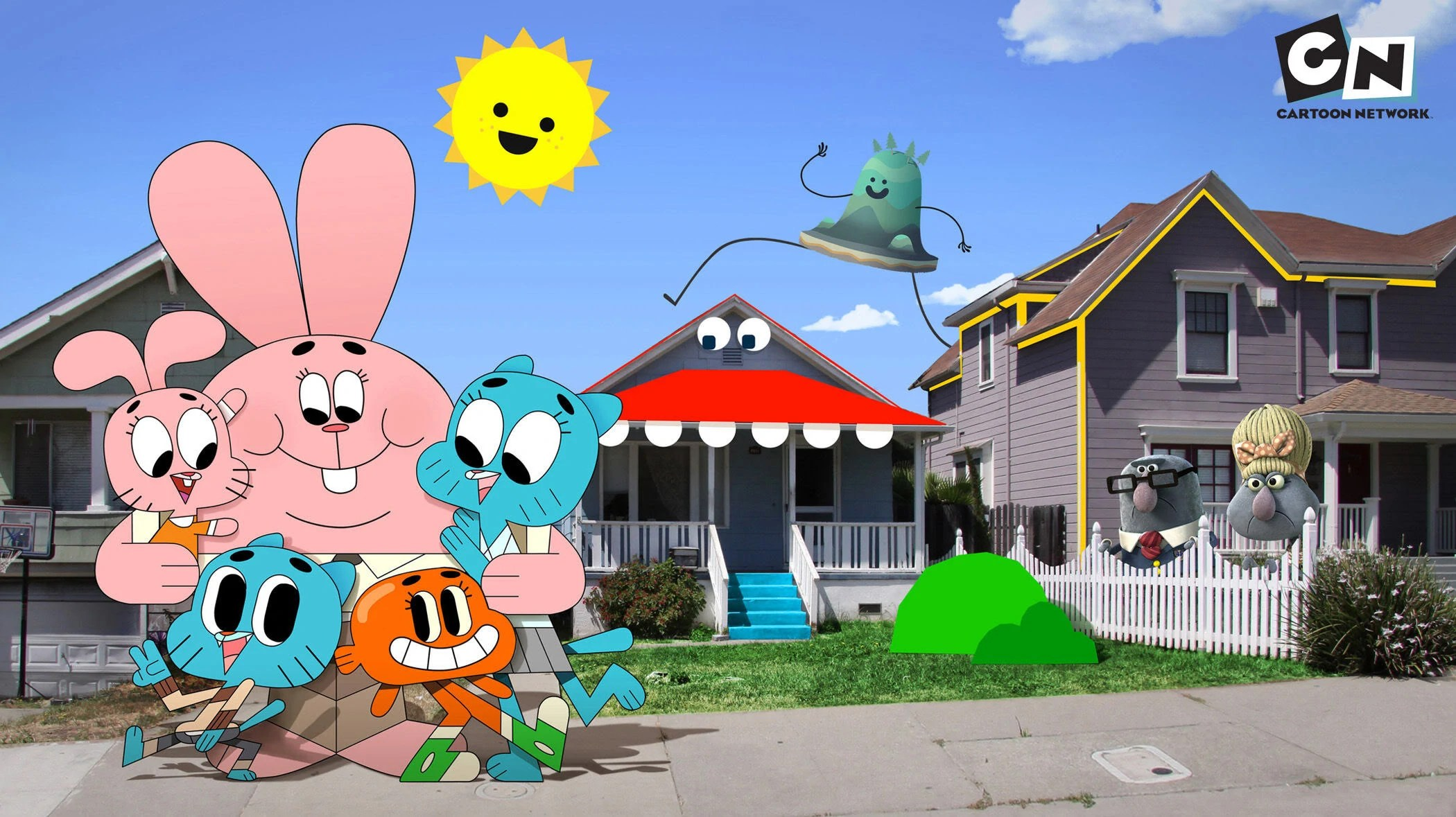 The Amazing World Of Gumball Chit Chat Ssmb
