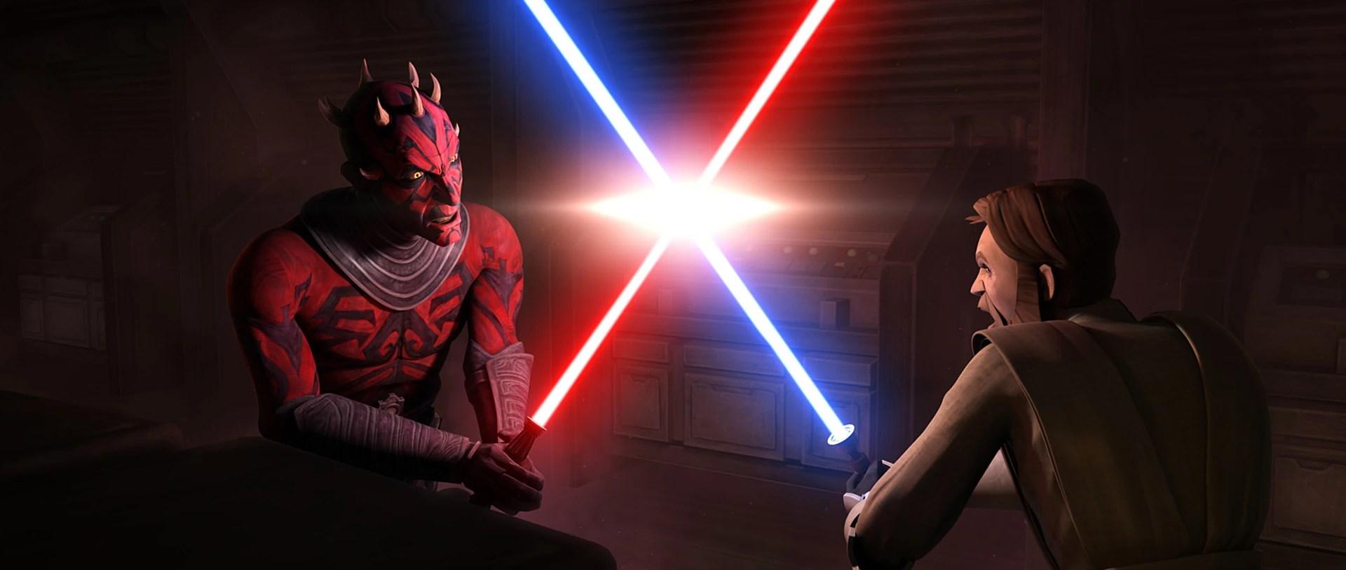 Darth Mall Star Wars Clone