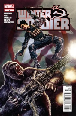 Winter Soldier Vol 1 5 Cover
