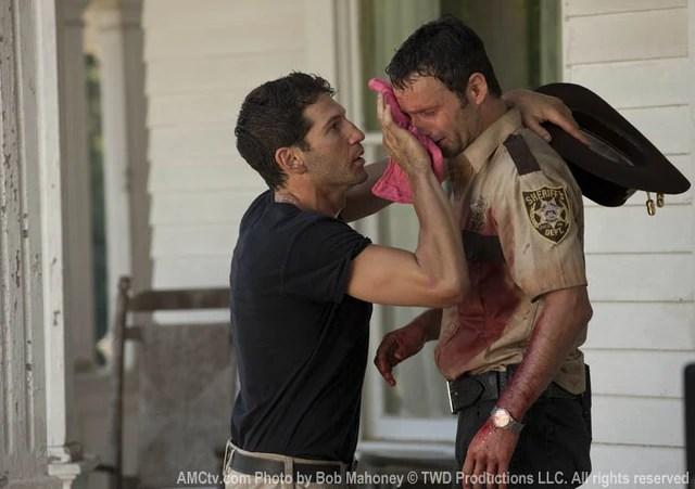 The Walking Dead - Bloodletting