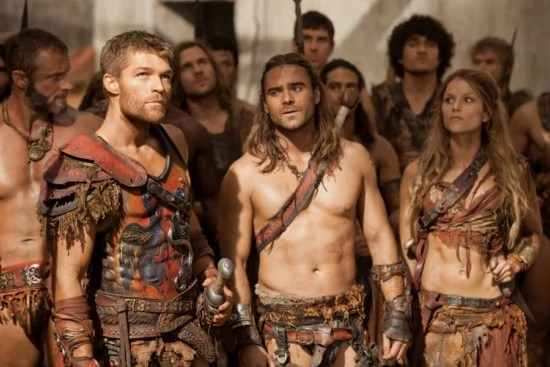 Watch Spartacus Blood And Sand Season  Online Free
