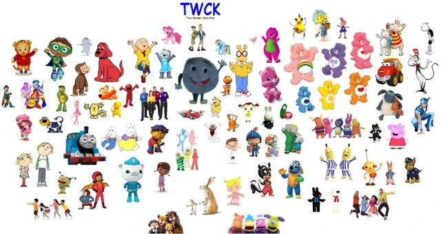 time warner cable kids characters and starring the newest characters