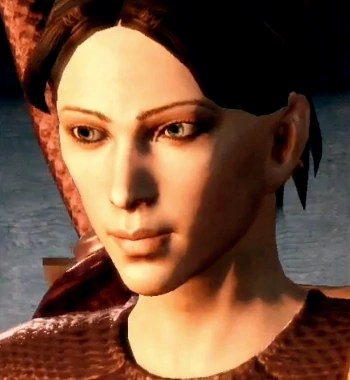 Dragon Age: Origins - Awakening Party Member Mhairi