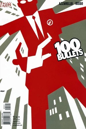 Dave Johnson 100 Bullets cover