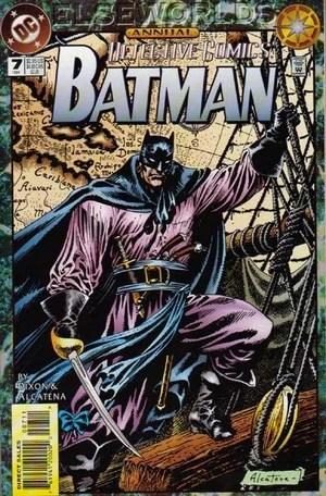 Batman di  Alcatena