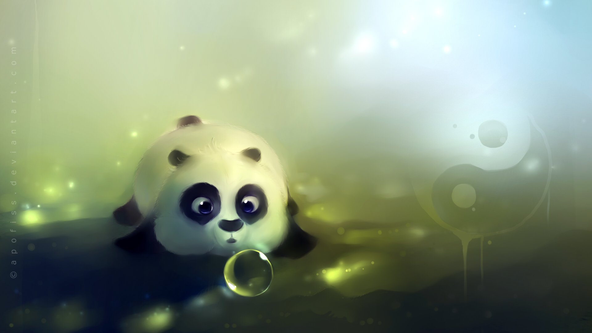 203 Panda HD Wallpapers   Background Images   Wallpaper Abyss HD Wallpaper   Background Image ID 145977