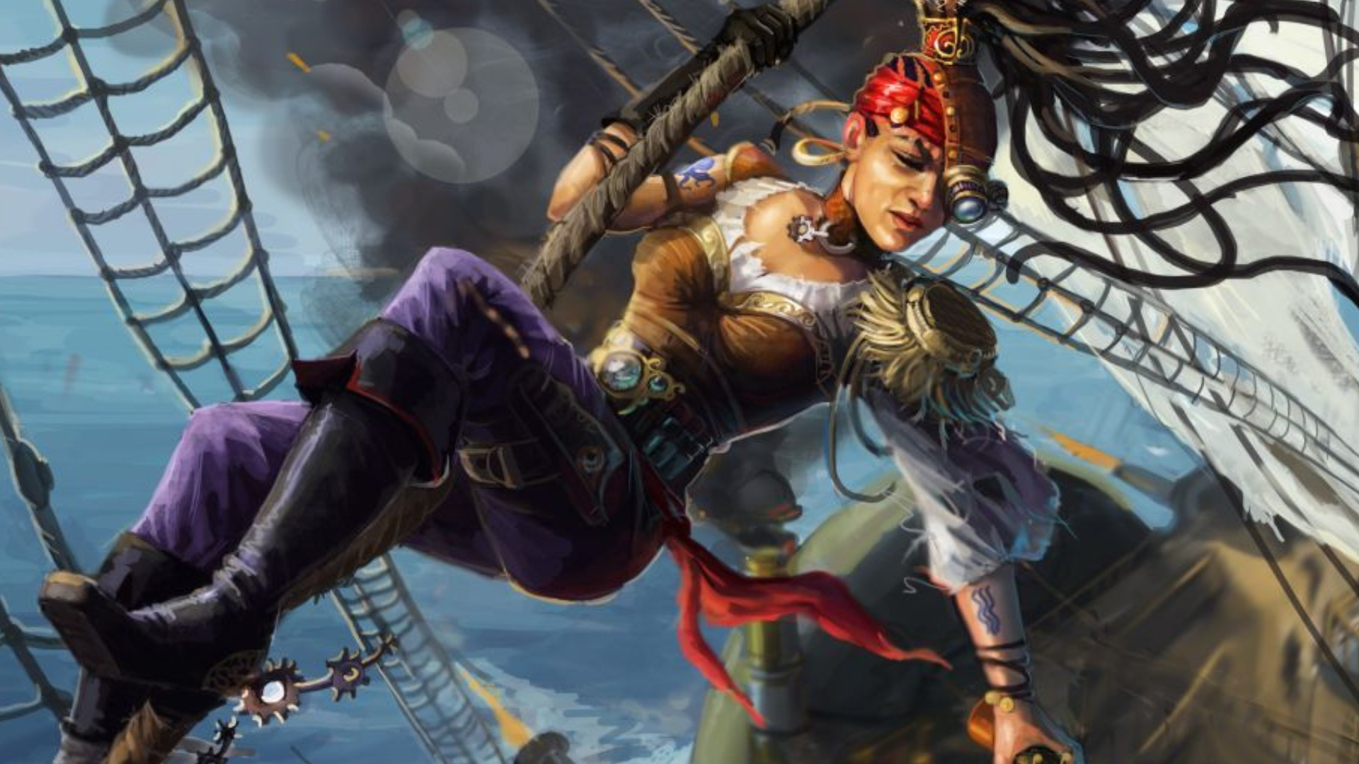 Pirate Hd Wallpaper Background Image 1920x1080 Id