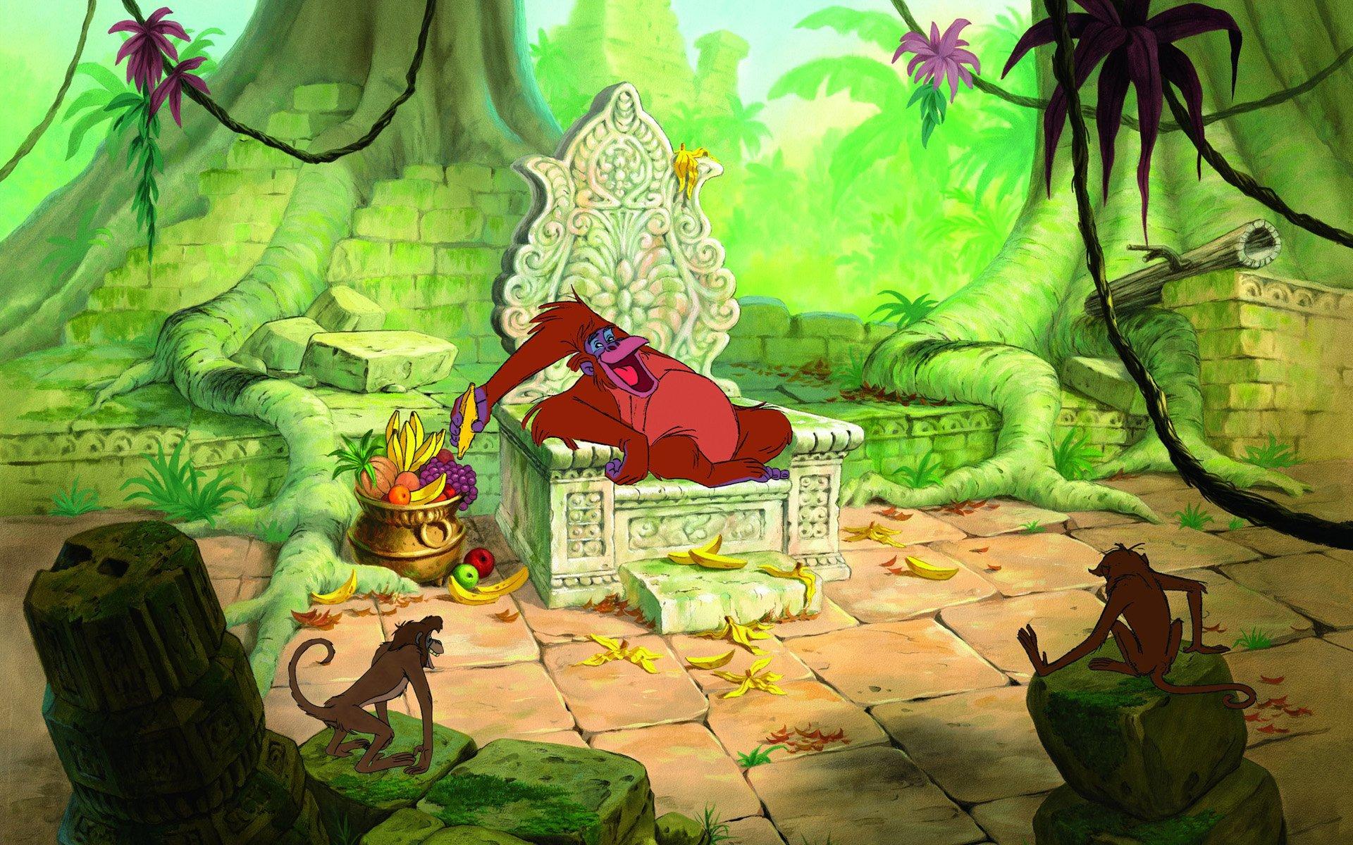 The Jungle Book Hd Wallpaper