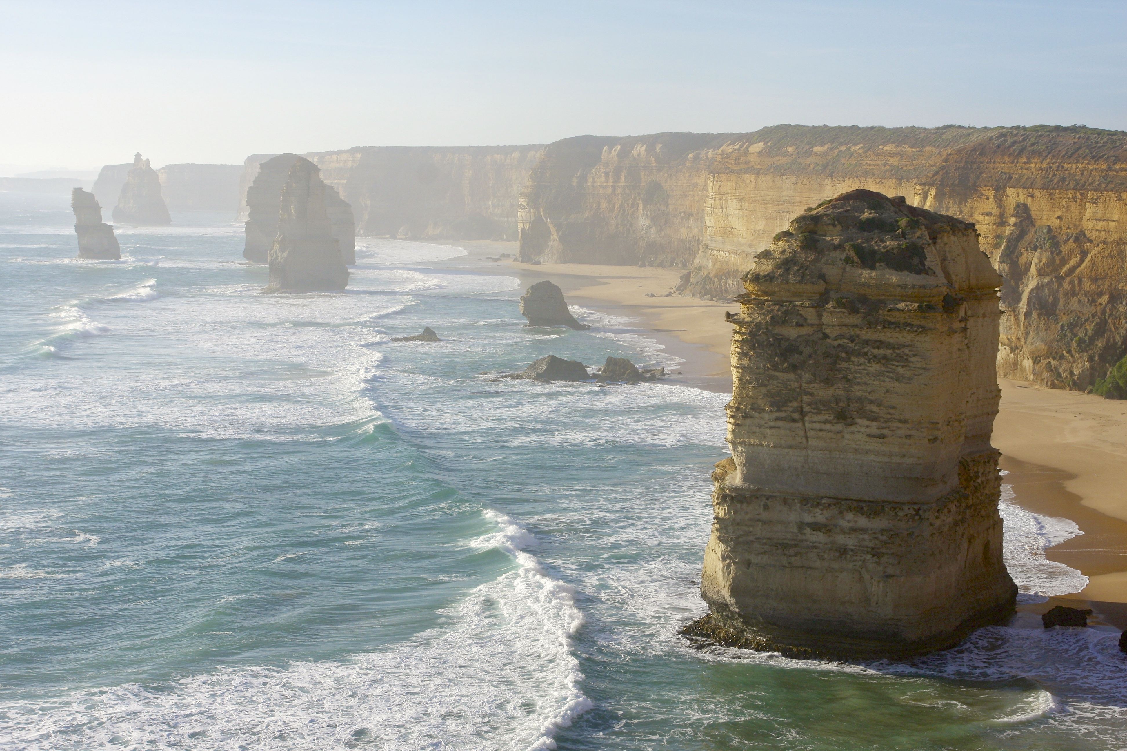 The Twelve Apostles 4k Ultra Hd Wallpaper And Background