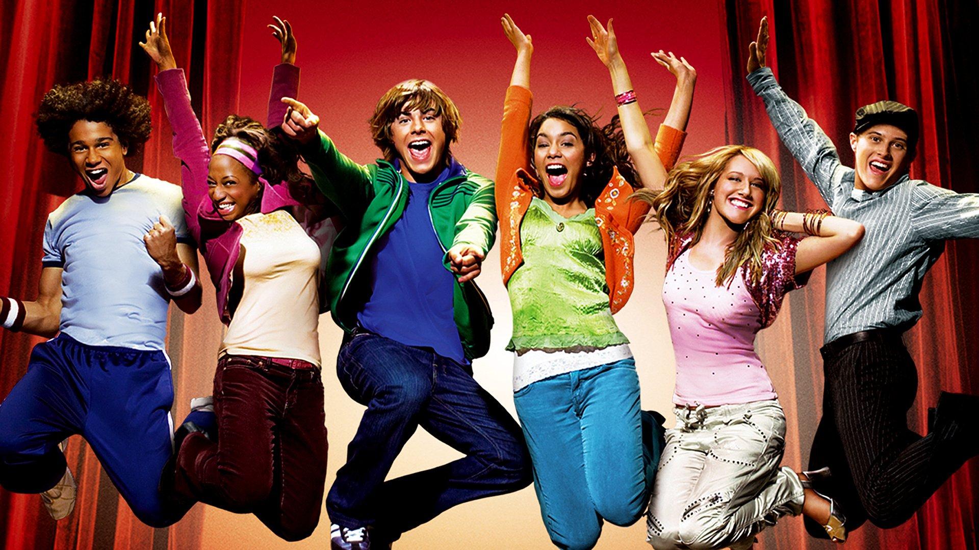 High School Musical Hd Wallpaper