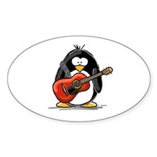 Tux with Guitar
