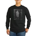 Douglas Fairbanks Long Sleeve Dark T-Shirt
