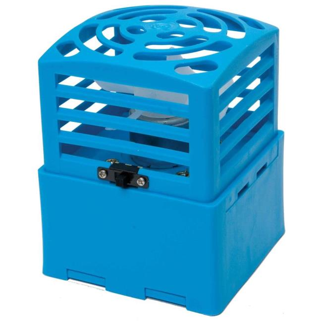 A refrigerator fan will circulate more air inside your RV fridge. This is helpful for absorption fridges.