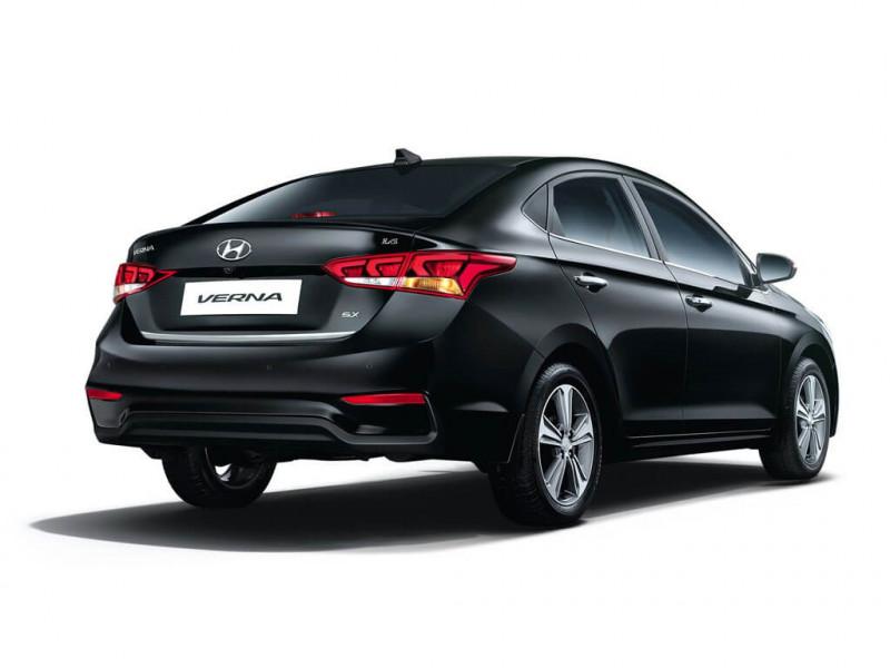 Hyundai Verna Photos Interior Exterior Car Images CarTrade