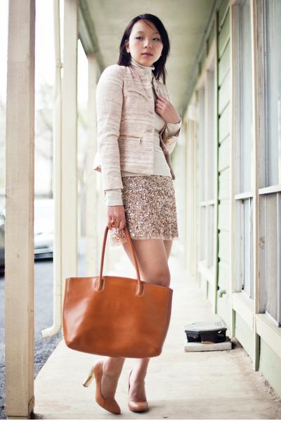Gold-sequined-zara-skirt-cream-tweed-zara-jacket_400