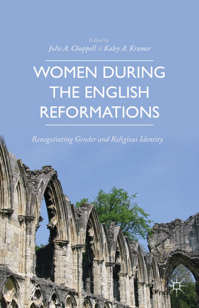Cover of Women During the English Reformations