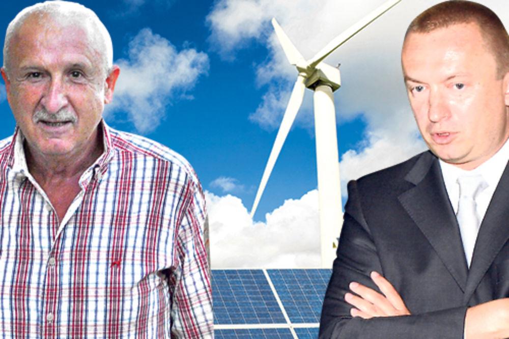 BOjan Paj tić, donacija, novac, troškovi, Solarni paneli,