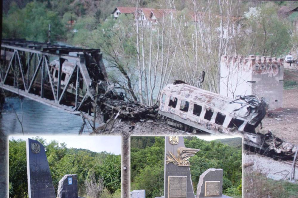 Napad na voz u Grdeličkoj klisuri u kojem su izginuli nedužni civili