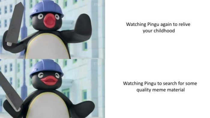The Best Pingu Memes Memedroid
