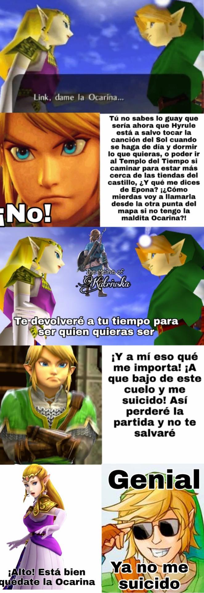 Link Link Link Meme By Katriuska Memedroid