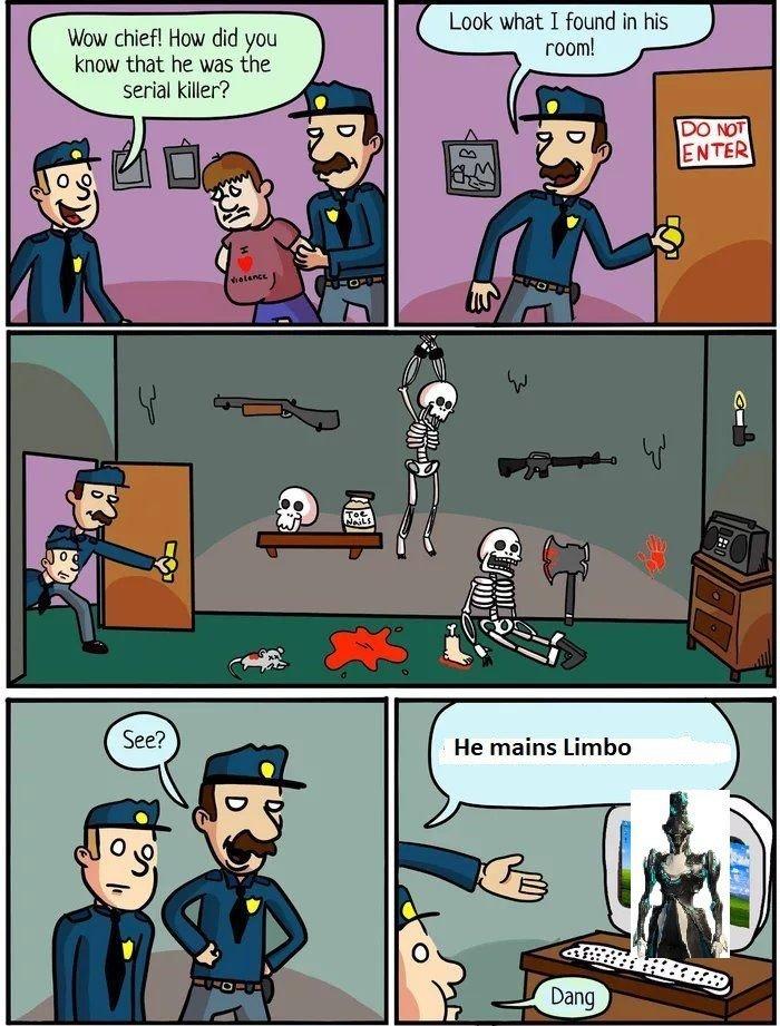 The Best Warframe Memes Memedroid