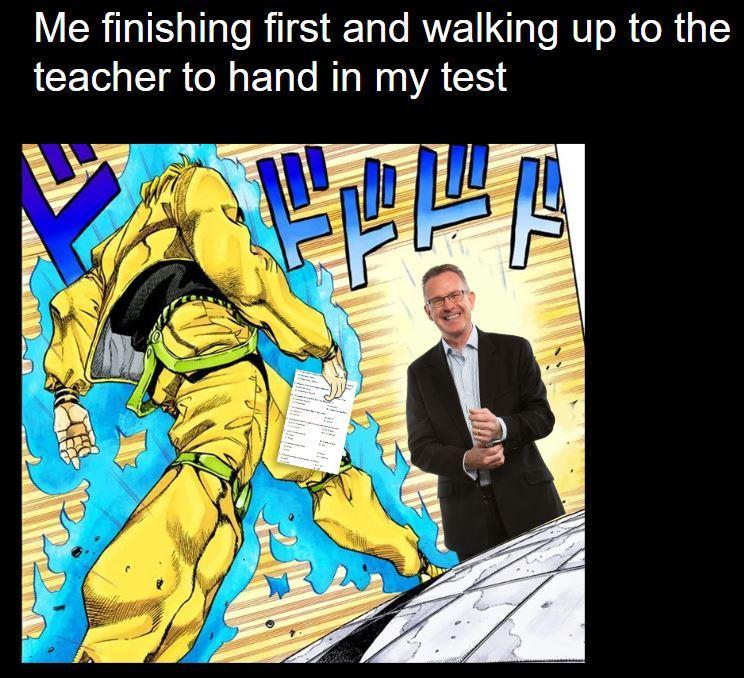 The Best Dio Meme Memes Memedroid