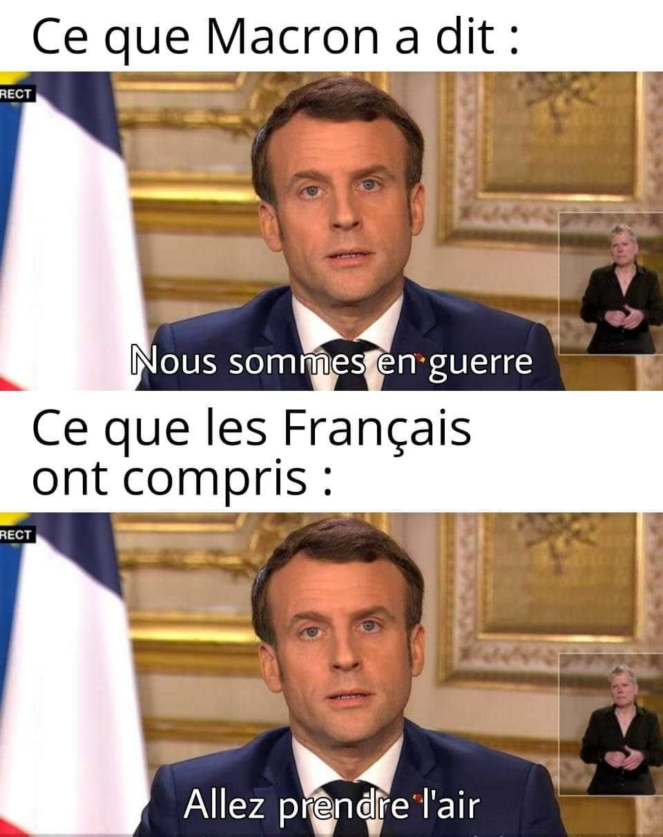 The Best Francais Memes Memedroid