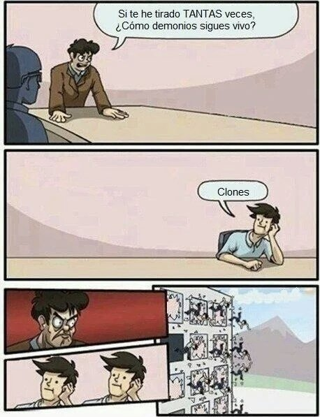 Clonezzz Meme By Fuckenn Memedroid