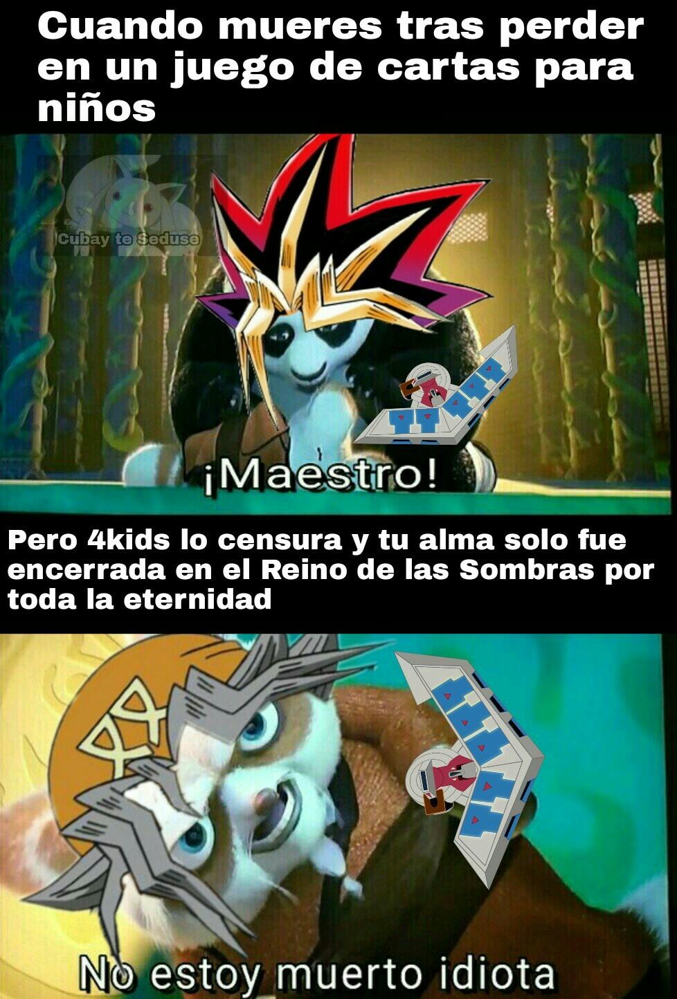 Top Memes De Yu Gi Oh En Espanol Memedroid