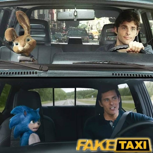 How Can You Even Think About Going To Heaven If You Remember This View Of A Taxi The Millennial Memes Fake Taxi Dank Meme On Sizzle