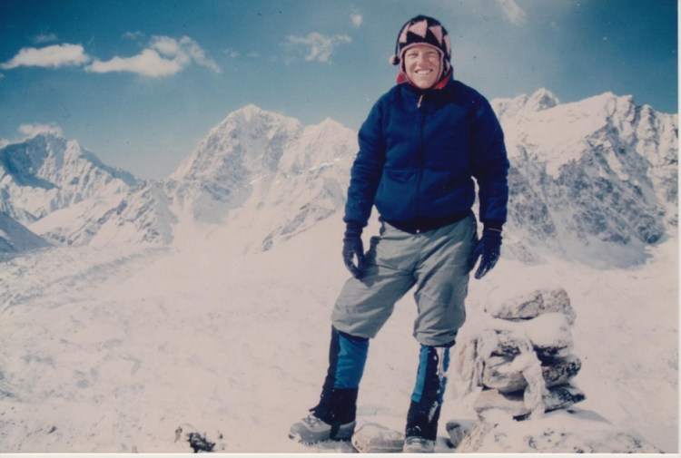Kathy Phibbs, an accomplished mountaineer, climbed peaks in the Andes, Himalaya and Denali.
