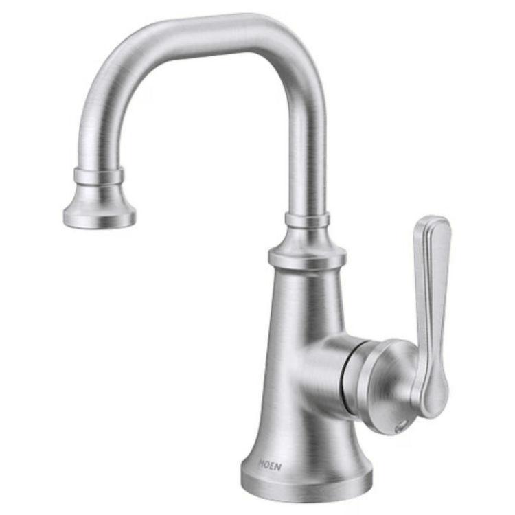 moen s44101 colinet one handle lavatory faucet chrome