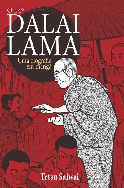 Uma Biografia em Mangá - Dalai Lama - Edição 01  - Case Editorial