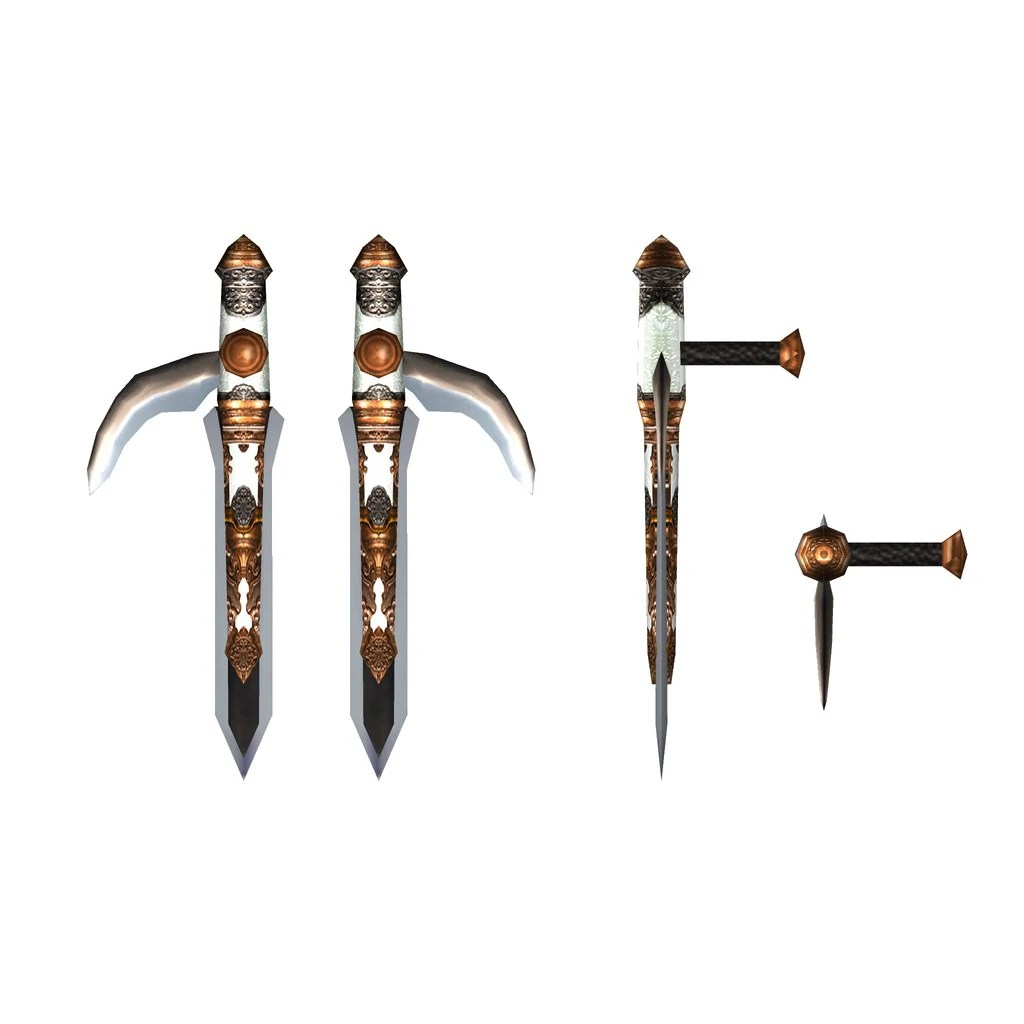Talm Weapons Soul Caliber