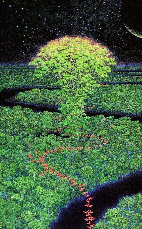 The Mana Tree