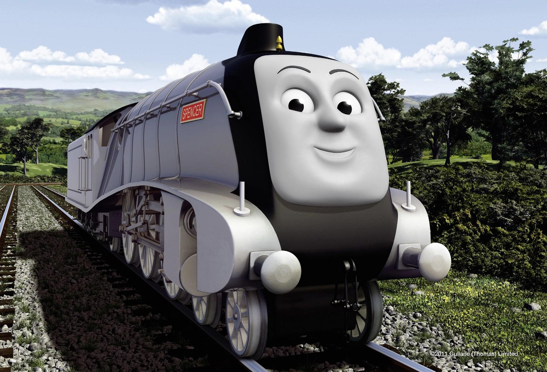 spencer thomas the tank engine wikia