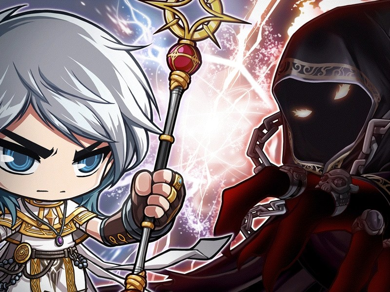 Maplestory Wallpaper Luminous