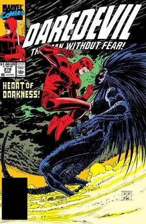 Daredevil  by John Romita, Jr.