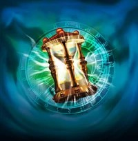 Time Twister Hourglass artwork