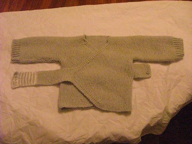 brassière grise